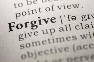 Forgiveness Part I: A Definition and Misconceptions